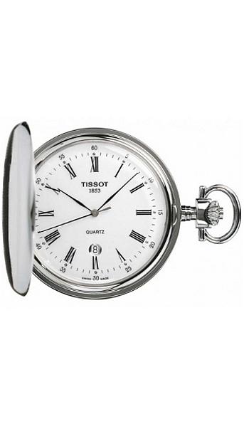 Hodinky Tissot–T-Pocket– SAVONNETES QUARTZ T83.6.553.13