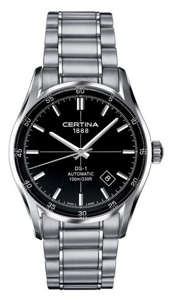 Hodinky Certina–Certina Gent Automatic–DS 1 C006.407.11.051.00