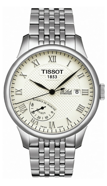 Hodinky Tissot–T-Classic–Le Locle Power Reserve Gent T006.424.11.263.00