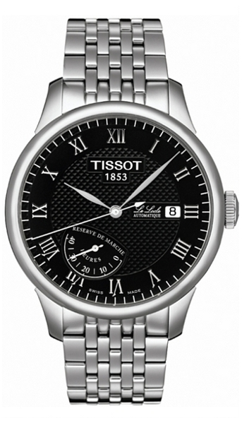 Hodinky Tissot – T-Classic – Le Locle Power Reserve Gent T006.424.11.053.00