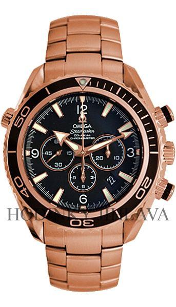Hodinky Omega–Seamaster–Planet Ocean Chr. 600 222.60.46.50.01.001