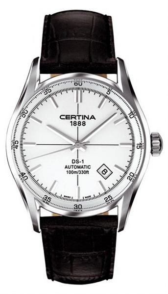 Hodinky Certina–Certina Gent Automatic–DS 1 C006.407.16.031.00