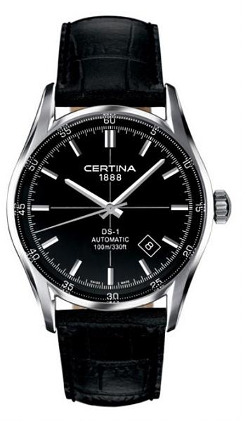 Hodinky Certina–Certina Gent Automatic–DS 1 C006.407.16.051.00