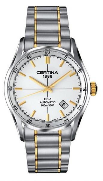 Hodinky Certina–Certina Gent Automatic–DS 1 C006.407.22.031.00