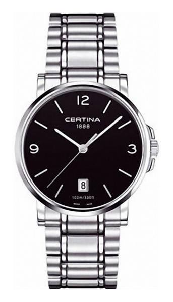 Hodinky Certina–Certina Gent Quartz–DS Caimano Gent C017.410.11.057.00