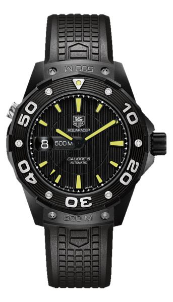 Hodinky TAGHeuer–Aquaracer–Automatic Watch WAJ2180.FT6015