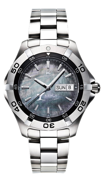 Hodinky TAGHeuer – Aquaracer – Automatic Watch - Limited Edition WAF2012.BA0818