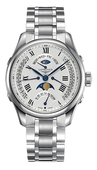 Hodinky Longines–The Longines Master Collection–