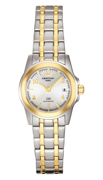 Hodinky Certina – Certina Lady Automatic – DS TRADITION C561.7195.44.16