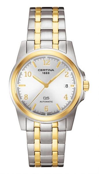 Hodinky Certina–Certina Gent Automatic–DS TRADITION C633.7195.44.16