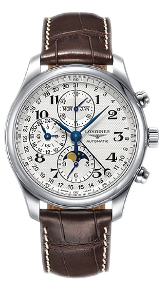 Hodinky Longines – The Longines Master Collection –  L2.773.4.78.5