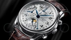 Hodinky Longines – The Longines Master Collection –  L2.773.4.78.5 71121