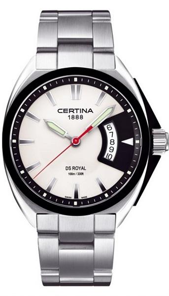Hodinky Certina–Certina Gent Quartz–DS ROYAL C010.410.11.031.00
