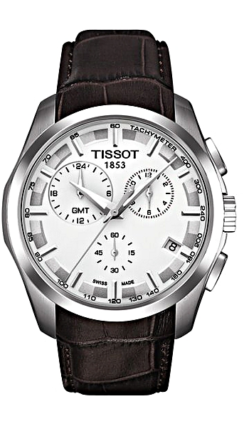 Hodinky Tissot–T-Classic–COUTURIER T035.439.16.031.00
