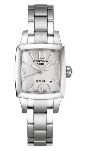 Hodinky Certina – Certina Lady Quartz – DS PRIME SHAPE C004.310.11.117.00