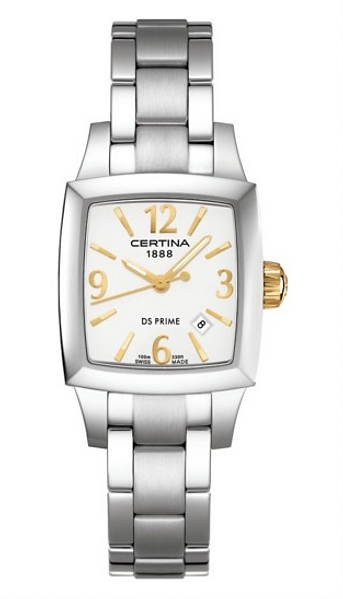 Hodinky Certina – Certina Lady Quartz – DS PRIME SHAPE C004.310.11.037.00