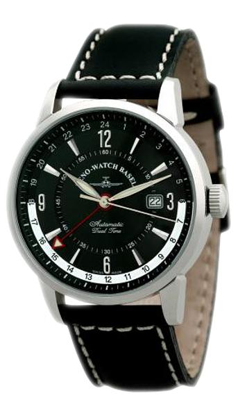 Hodinky Zeno Watch Basel–– 6069GMT-g1