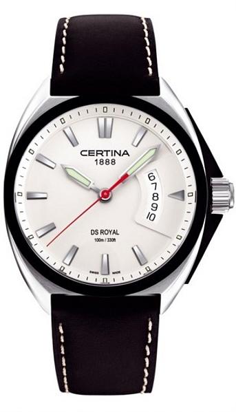 Hodinky Certina–Certina Gent Quartz–DS ROYAL C010.410.16.031.00