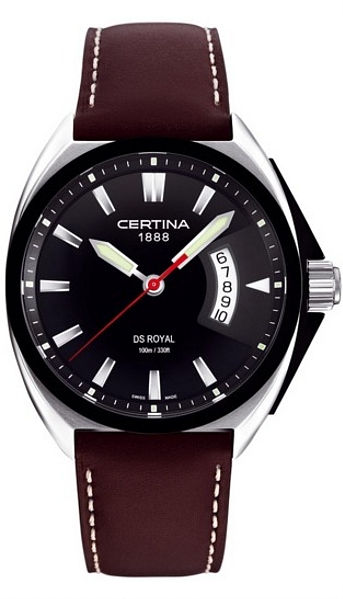 Hodinky Certina – Certina Gent Quartz – DS ROYAL C010.410.16.051.00