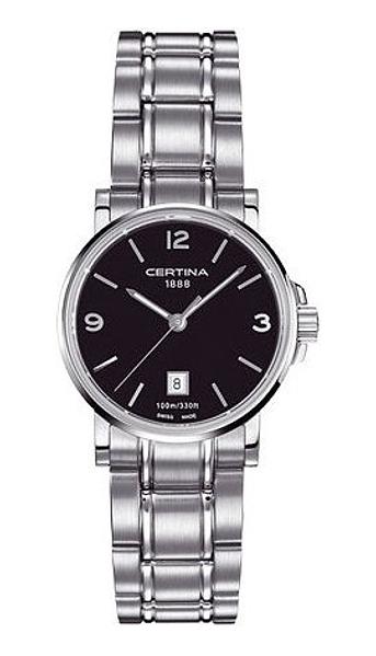 Hodinky Certina–Certina Lady Quartz–DS CAIMANO C017.210.11.057.00