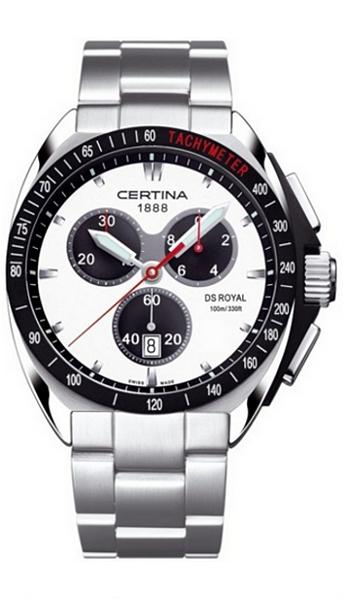 Hodinky Certina–Certina Gent Quartz–DS ROYAL C010.417.11.031.00