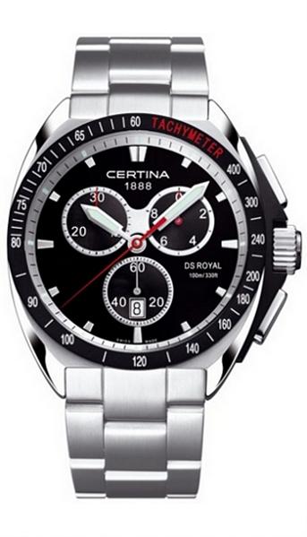 Hodinky Certina–Certina Gent Quartz–DS ROYAL C010.417.11.051.00