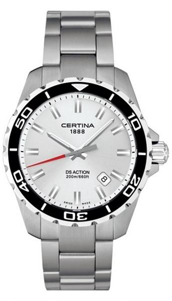 Hodinky Certina–Certina Gent Quartz–DS ACTION C260.7178.42.11