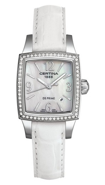 Hodinky Certina – Certina Lady Quartz – DS PRIME SHAPE C004.310.16.117.03