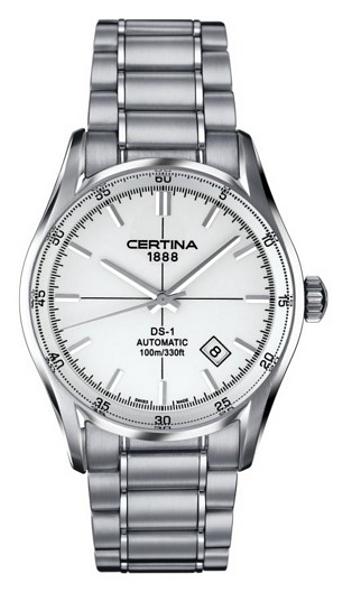 Hodinky Certina–Certina Gent Automatic–DS1 C006.407.11.031.00