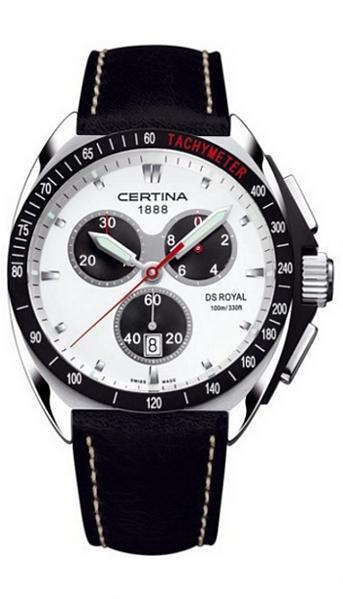 Hodinky Certina–Certina Gent Quartz–DS ROYAL C010.417.16.031.00