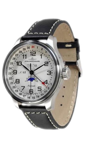 Hodinky Zeno Watch Basel––OS Retro - Full Calendar 8900-e2