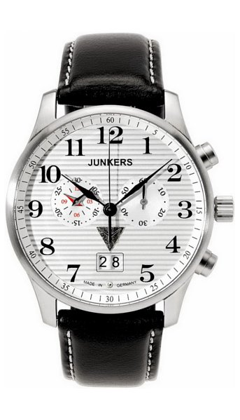 Hodinky Junkers–Iron Annie JU52–IronAnnie JU 52 JUNKERS 6686-1