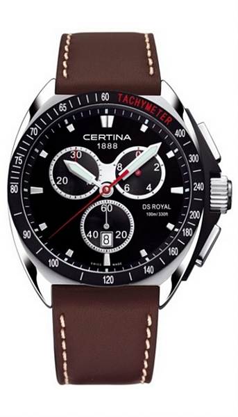 Hodinky Certina–Certina Gent Quartz–DS ROYAL C010.417.16.051.00