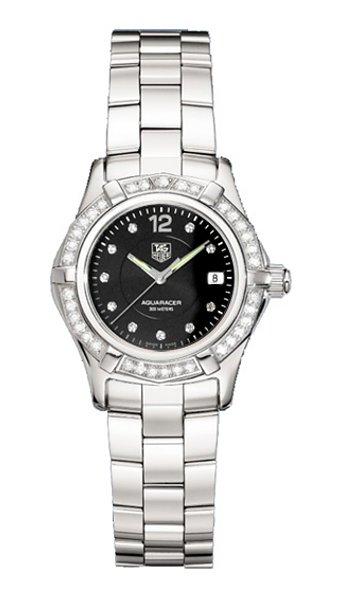 Hodinky TAGHeuer–Aquaracer–Quartz Watch WAF141D.BA0813