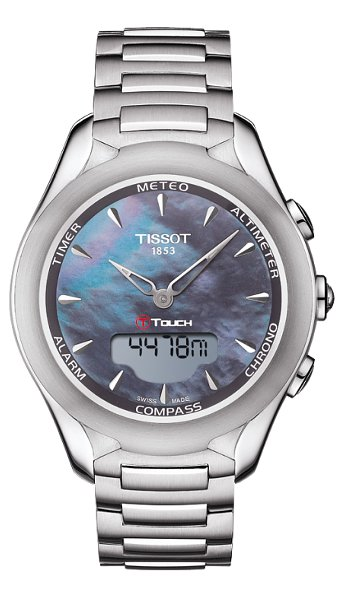 Hodinky Tissot – Touch Collection – T-TOUCH LADY SOLAR T075.220.11.101.01