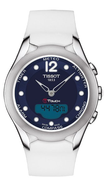 Hodinky Tissot – Touch Collection – T-TOUCH LADY SOLAR T075.220.17.047.00