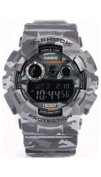Hodinky Casio–G - Shock– GD 120CM-8E