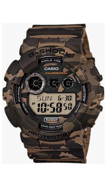 Hodinky Casio–G - Shock– GD 120CM-5E