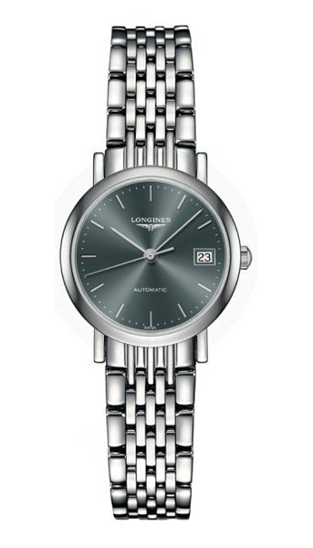 Hodinky Longines – The Longines Elegant Collection – Lady Automatic  L4.309.4.72.6