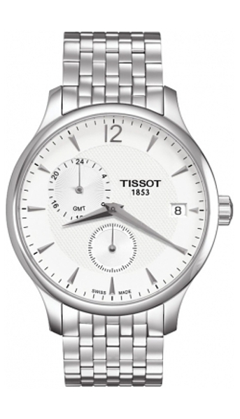 Hodinky Tissot – T-Classic – TRADITION GMT T063.639.11.037.00