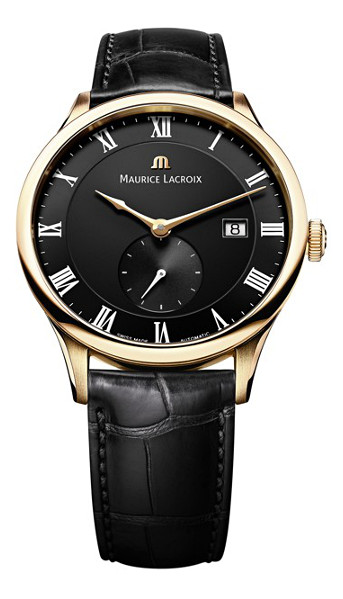 Hodinky Maurice Lacroix – Masterpiece – Masterpiece Tradition Small Seconds MP6907-PG101-311