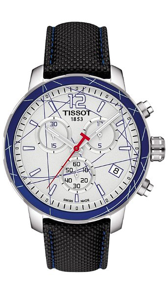 Hodinky Tissot – Special Collections – QUICKSTER ICE HOCKEY 2014 T095.417.17.037.00