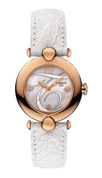 Hodinky Tissot–T-Gold–PRETTY T918.210.76.117.00