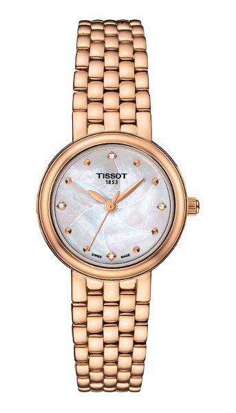 Hodinky Tissot–T-Gold–CRINOLINE T919.010.77.116.00