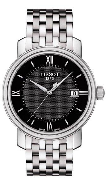 Hodinky Tissot–T-Classic–BRIDGEPORT QUARTZ GENT T097.410.11.058.00