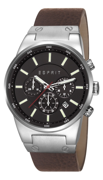 Hodinky Esprit–Esprit pánské–Equalizer Outdoor Brown  ES107961004