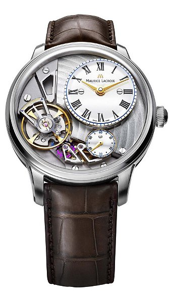 Hodinky Maurice Lacroix – Masterpiece –  MP6118-SS001-112