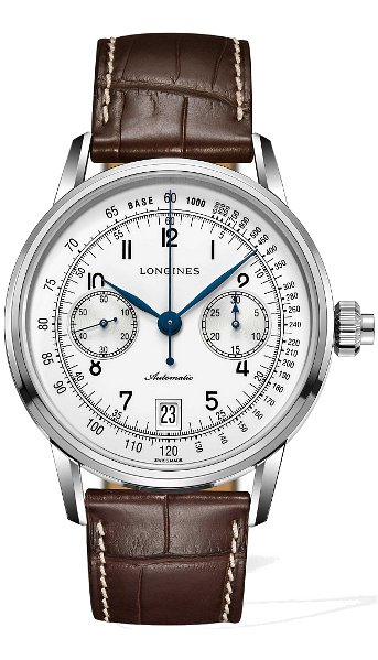 Hodinky Longines – Heritage Collection – THE LONGINES COLUMN-WHEEL SINGLE PUSH-PIECE CHRONOGRAPH L2.800.4.23.2
