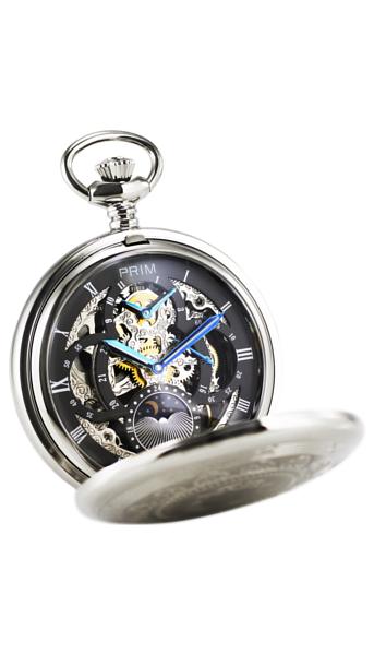 Hodinky Prim–Kapesní hodinky– W04P.13009.A