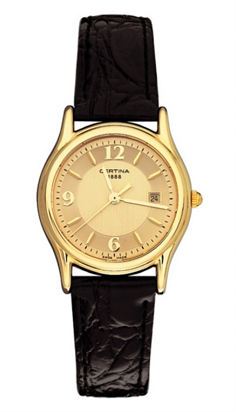 Hodinky Certina–Certina Gent&Lady Gold–MERAK C111.9130.68.36